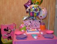 Happy Birthday Aria!