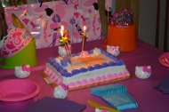 Time to blow out the candles!