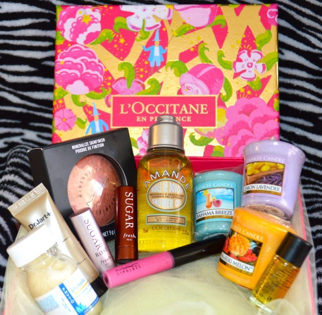 Spring Renewal Posh Box