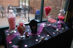 Yummy candy table!