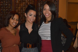 Casey (of CaseyRenae.com), Tiffani (TiffaniNCo.com), and myself